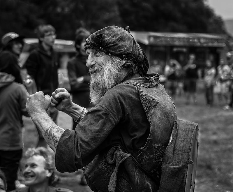 Stan Majewski - the Mystic Scot