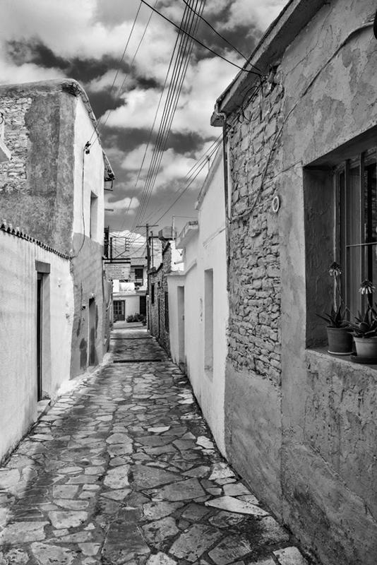 Lefkara, Cyprus by Chris Gibbins