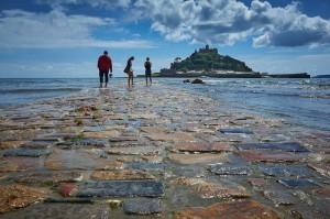 St Michael's Mount - waiting for the tide - Steve Oakes