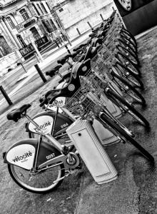 Besancon Bikes - Chris Gibbins