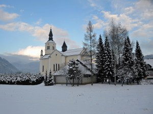 Church of St Nicholas - Graham Hayward