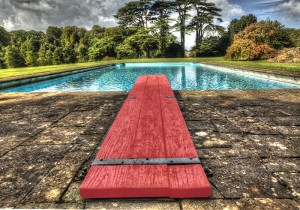 Outdoor Pool - Dave Buckland