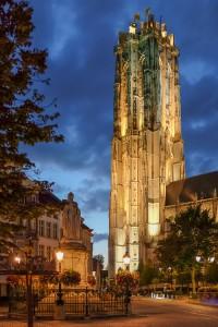 St Rumbold's Cathedral, Mechelen_Steve Quinton