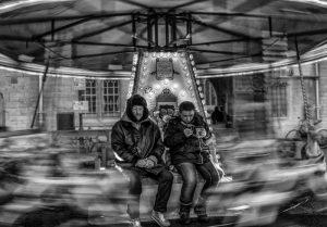 The Carousel - Pawel Majewski