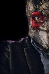 Masquerade by Paul Sherlock