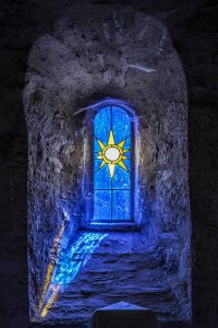 Stained Glass Window - Chris Gibbins