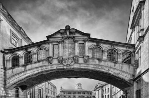 Bridge of Sighs, Oxford - Dave Buckland