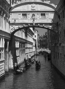 Bridge of Sighs, Venice - Dave Buckland
