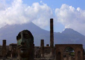 Vesuvius from Pompeii - Dave Buckland