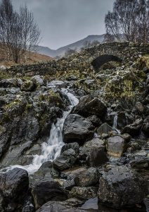 Ashness Bridge by Peter Phillips
