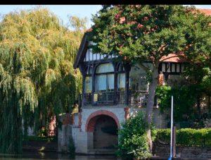 Boat House - Carol Copley