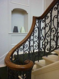 Staircase by Mary Haynes
