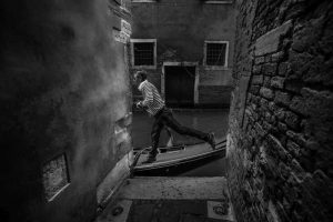 The Push by Stan Majewski