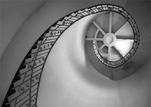 Lighthouse Staircase - Peter Phillips