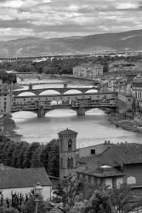 Bridges of Florence - Dave Buckland