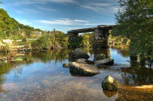 Clapper Bridge - Peter Dann