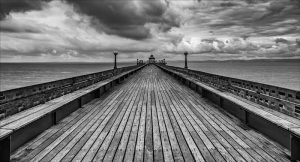 Clevedon Pier - Peter Phillips