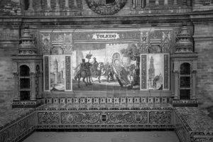 Spanish Pavilion detail - Dave Buckland